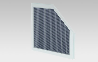Vacuum insulated glass PV panel