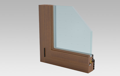 Switchable composite vacuum insulated glass