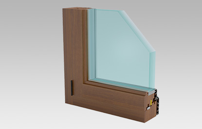 Fire-rated Vacuum Insulated Glass
