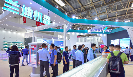 Review of Exciting Moments of LandGlass at China Glass