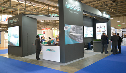 LandGlass at Vitrum 2019