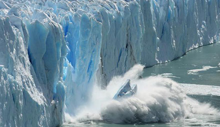 Scientists are Developing New Glass Beads to Help Save Melting Glaciers