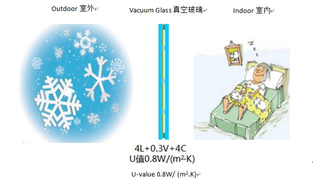 Primary Features of Vacuum Glass