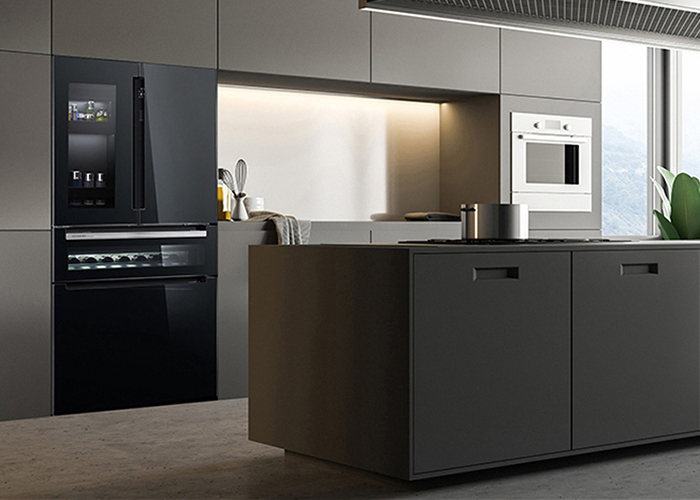 LandVac used in Siemens fridge