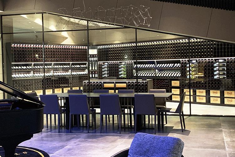 Wine Cellar in Shenzhen, Guangdong