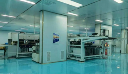 Huabo's 5 Billion Yuan Electronic Glass Project is Now Up and Running